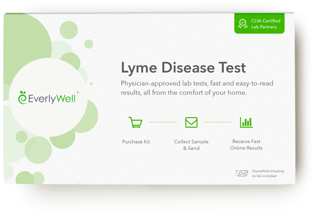 At-home Lyme Disease Test