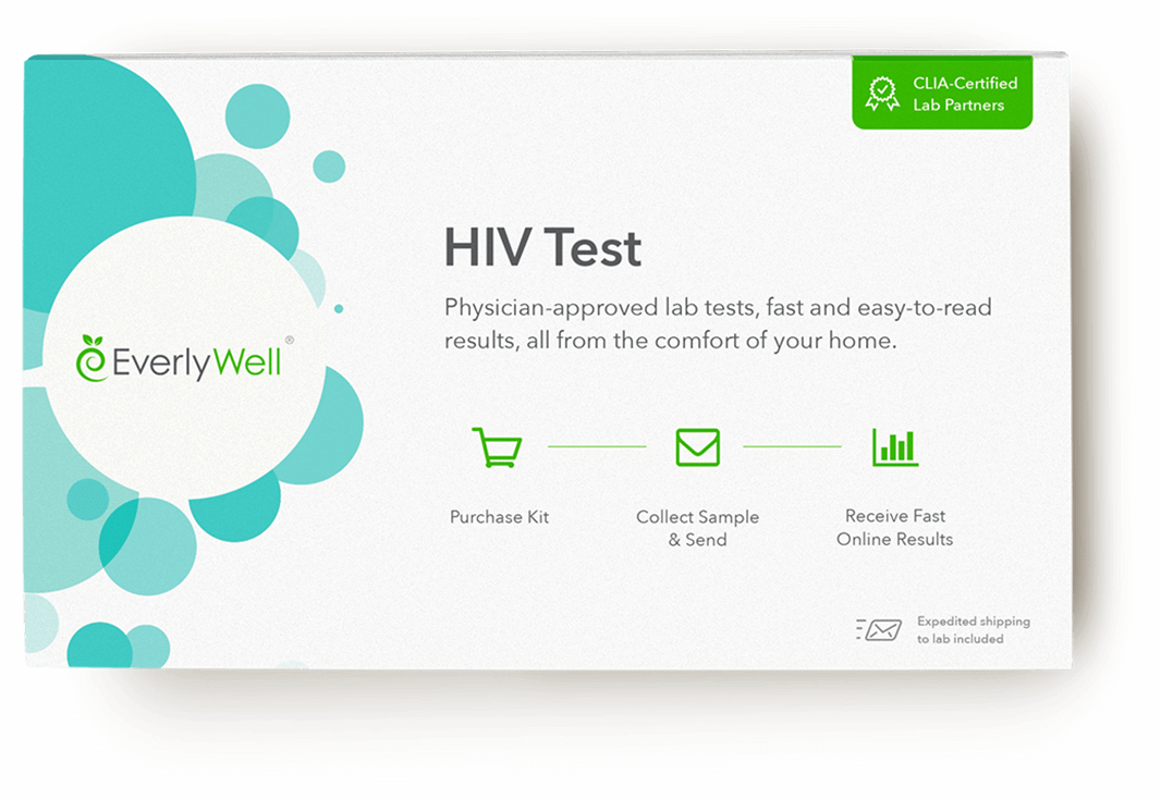 At-home HIV Test