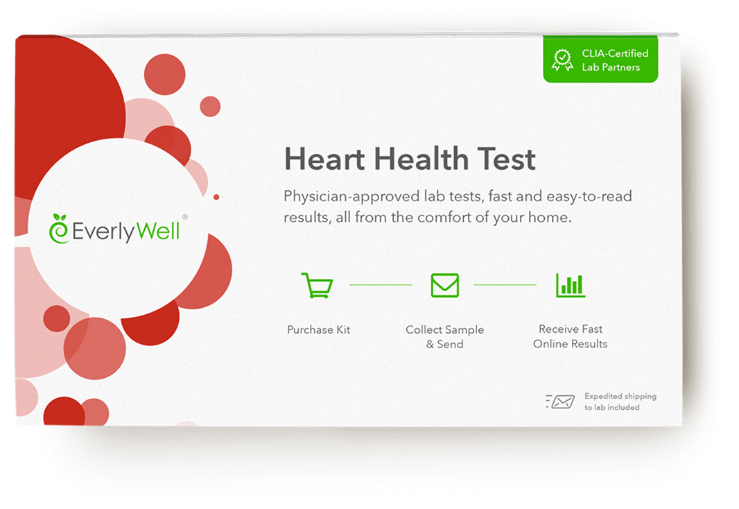 At-home Heart Health Test