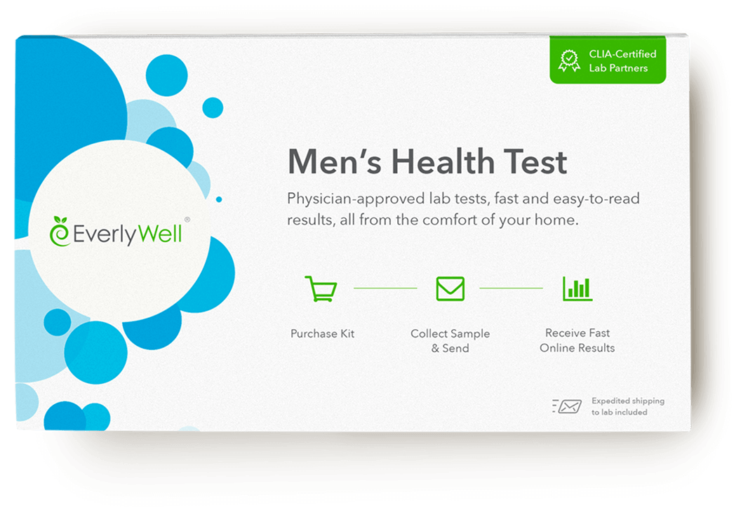 At-home Men's Health Test