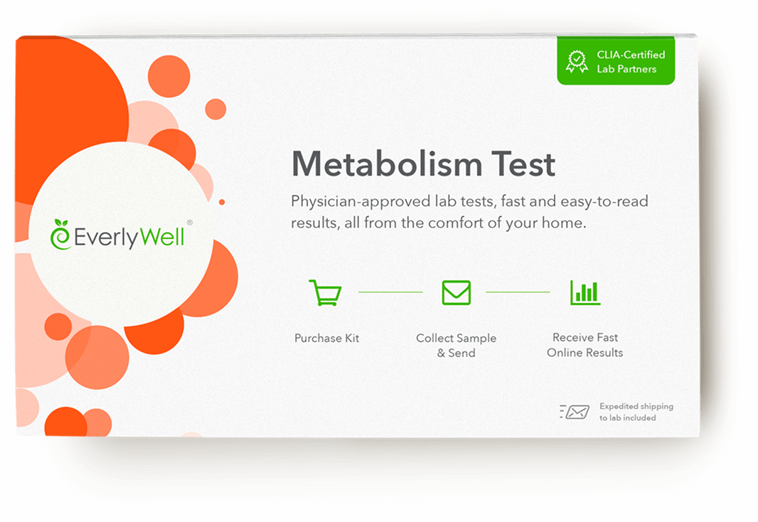 At-home Metabolism Test