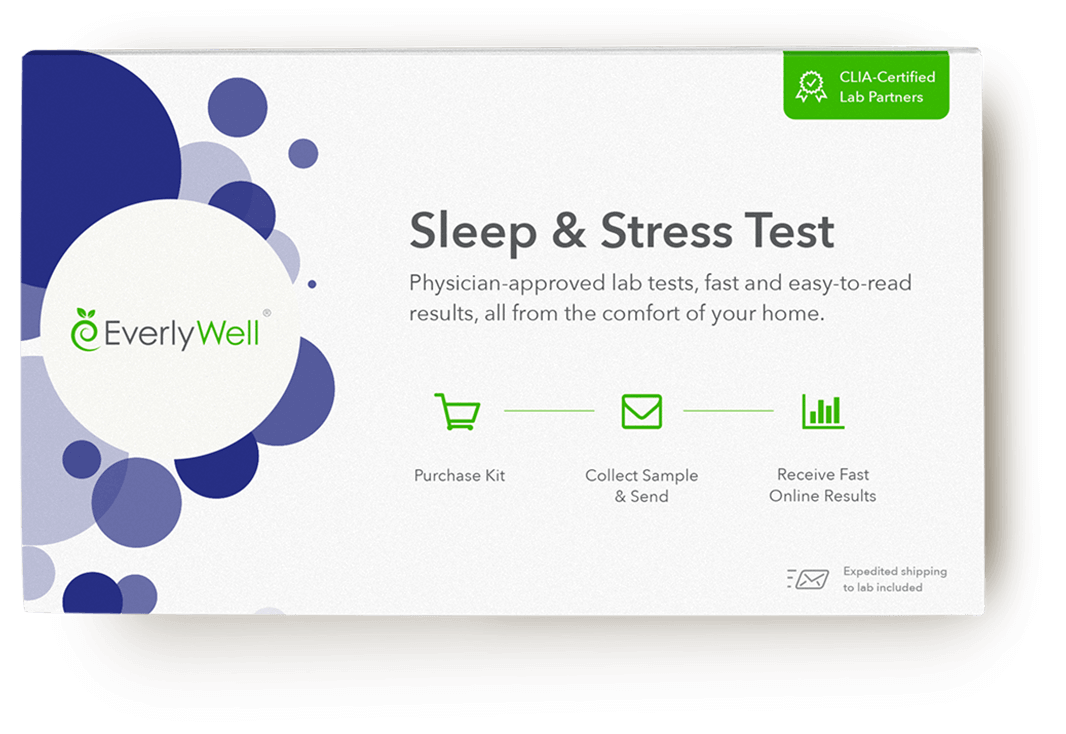 At-home Sleep & Stress Test