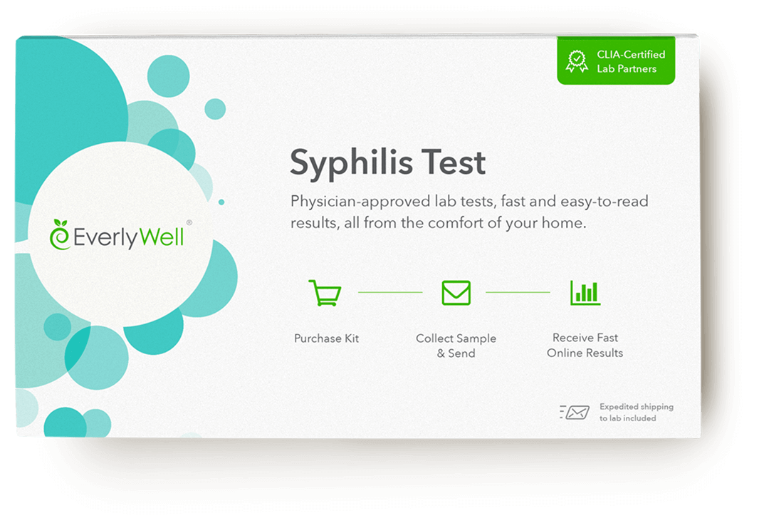 At-home Syphilis Test