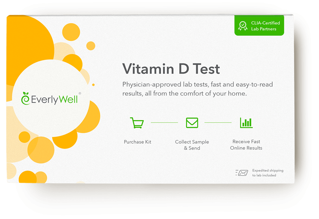 At-home Vitamin D Test