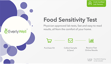 EverlyWell: Home Health Testing Made Easy - Results You Can