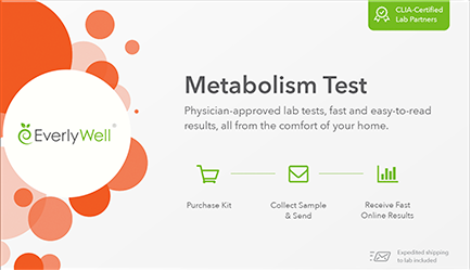 EverlyWell: Home Health Testing Made Easy - Results You Can Understand